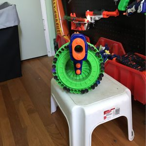 Dart gun, very powerful, comes with some bullets for Sale in Westminster, CA