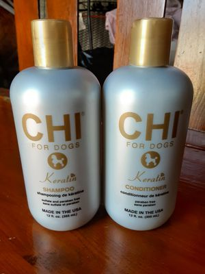 CHI Shampoo and Conditioner for dogs for Sale in Washington, DC