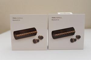 2 x Pairs Pamu Scroll Bluetooth 5.0, IPX6, True Wireless Earphones for Sale in Fremont, CA