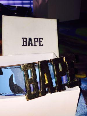 BAPE BELT for Sale in Columbia, SC