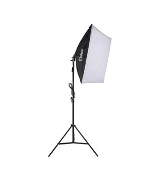 Zimtown Photo Studio 3 Softbox Photography Light Stand Continuous Lighting Kit 1000W for Sale in Hoffman Estates, IL