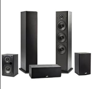 Polk Audio Surround Sound (T Series) for Sale in Leesburg, VA