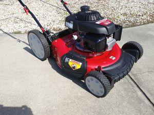 Troybilt push mower for Sale in Spring Hill, FL