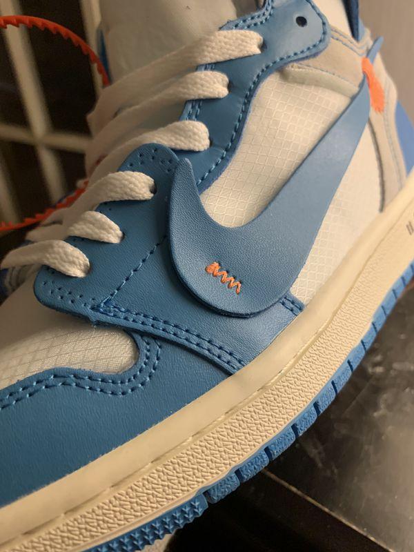 Nike off white size 8.5 men