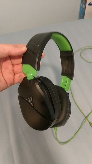 Xbox Turtle Beach headset for Sale in Goodyear, AZ
