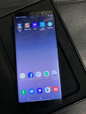 Samsung Galaxy Note 8 for Sale in Silver Lake, OH