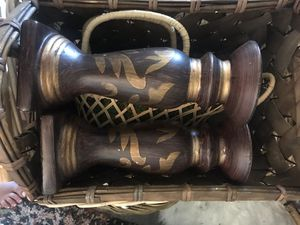 Pair of candle sconces for Sale in Wildomar, CA