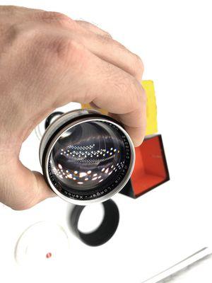 Schneider Xenon C Retina Logar Lens Component 80mm / f4 enlanger camera prime for Sale in Collinsville, IL