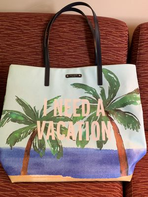Brand New Kate Spade summer tote bag for Sale in Warrington, PA