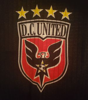 DC UNITED 12th man Jersey size Large for Sale in Washington, DC