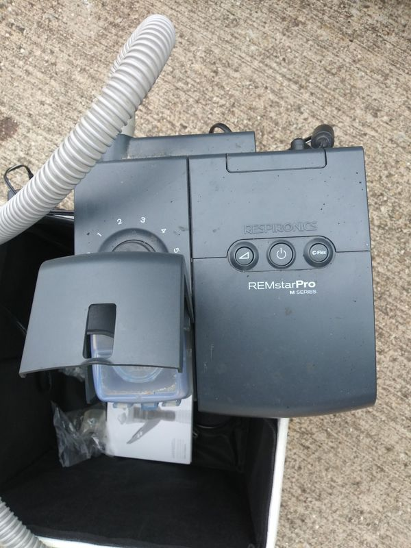 CPAP BREATHING MACHINE