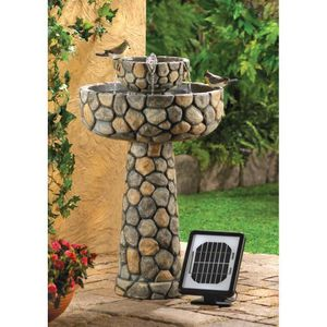 WISHING WELL SOLAR WATER FOUNTAIN for Sale in Niceville, FL