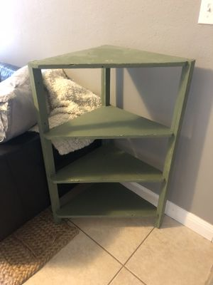 Corner shelf for Sale in Santa Clarita, CA
