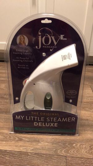 My little steamer deluxe clothes steamer for Sale in Marietta, GA