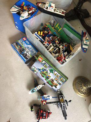 HUGE LOT OF LEGOS for Sale in Toms River, NJ