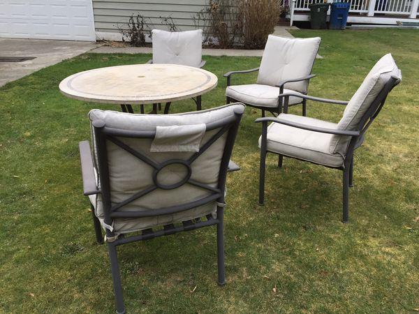 Patio Furniture Outdoor Dining Set