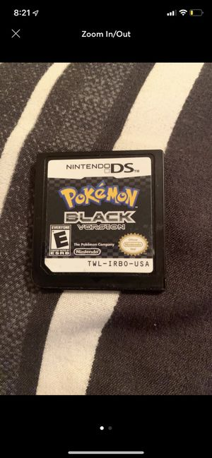Pokémon Black for Sale in Lexington, KY