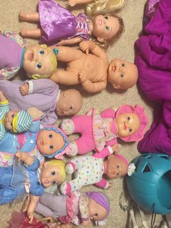 Baby Dolls for Sale in Varna,  IL
