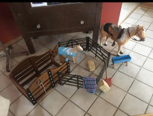 American Girl Doll Horse Stable for Sale in Los Lunas, NM