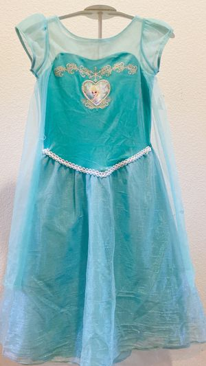 New Disney Princess Cinderella Halloween costume size 6x for Sale in Fontana, CA