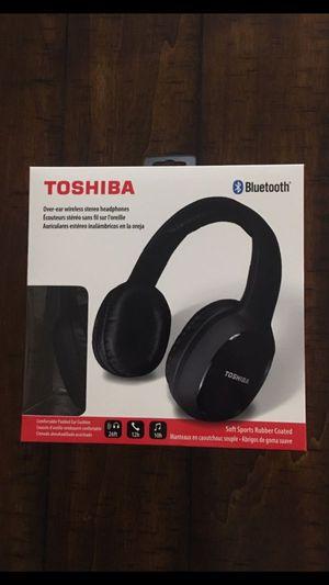 New Toshiba Sports Bluetooth Headphone Black for Sale in El Cajon, CA