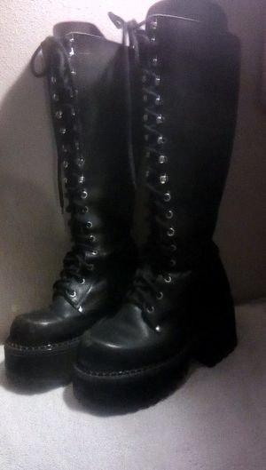 BED STU Brand combat boots for Sale in Las Vegas, NV