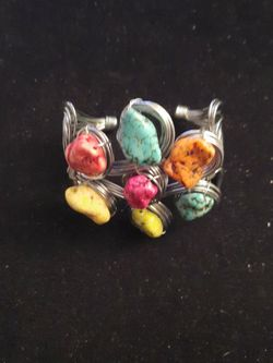 Metal Bracelet with Stones for Sale in Hyattsville,  MD