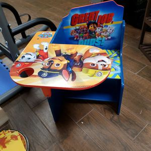 Paw Patrol Toddler Desk for Sale in Lexington, KY