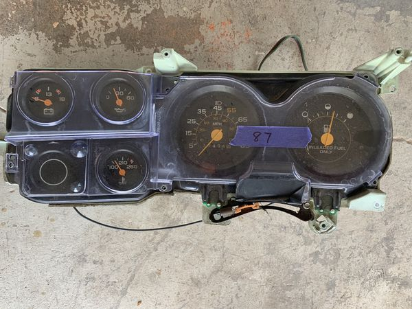 Chevy/GMC Dash Clusters