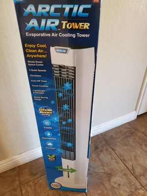 Arctic Air Tower fan for Sale in Artesia, CA