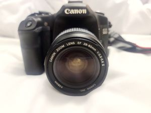 Canon EOD 50D Digital Camera with 2 Lens for Sale in Santa Fe Springs, CA