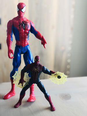 Spider-Man figures for Sale in Clovis, CA