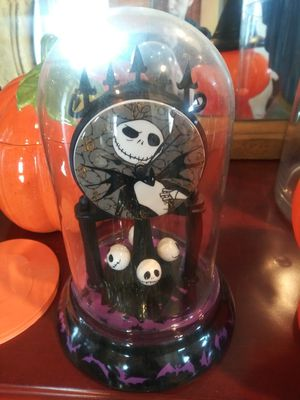 Jack Nightmare Before Christmas collector clock for Sale in Union Beach, NJ