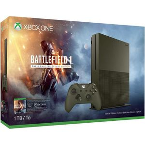 Xbox One S Battlefield Special Edition Bundle for Sale in Tampa, FL