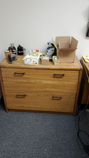 2 drawer filing cabinet for Sale in Irvine, CA