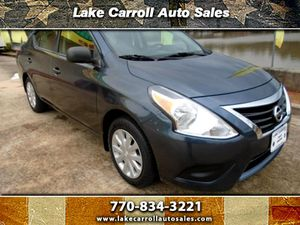 2015 Nissan Versa for Sale in Carrollton, GA