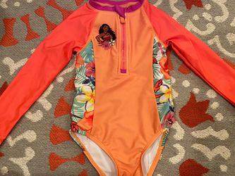 Disney Moana Swimsuit Size 3 for Sale in Glendora,  CA