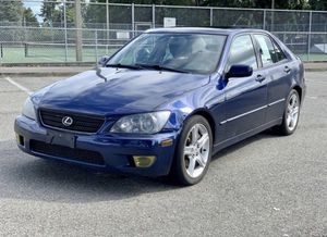 2004 Lexus IS300 for Sale in Lakewood, WA