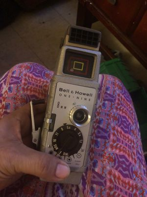 bell & howell one nine 8 mm en buenas condiciones for Sale in Los Angeles, CA