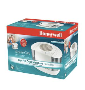 Honeywell 3 Gal. Cool Mist Removable Top Fill Console Humidifier- NEW IN BOX for Sale in San Antonio, TX