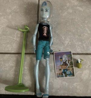 Monster High Gil Doll for Sale for sale  San Bernardino, CA