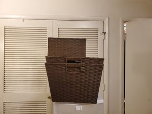 3 baskets just dont need anymore for Sale in Alexandria, VA