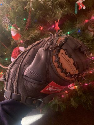 Rawlings Baseball catchers glove for Sale in Los Angeles, CA