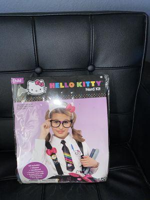 Halloween Costume , Hello Kitty Nerd for Sale in Montebello, CA