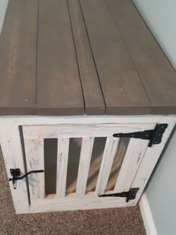Hand Made, Dog Crate! for Sale in Fort Worth,  TX
