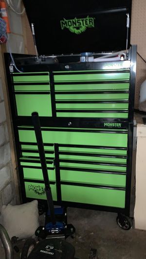 Tool box Monster for Sale in Richmond, VA
