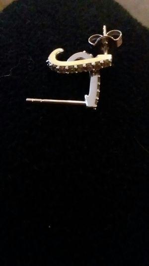 Real diamond earings for Sale in McKees Rocks, PA