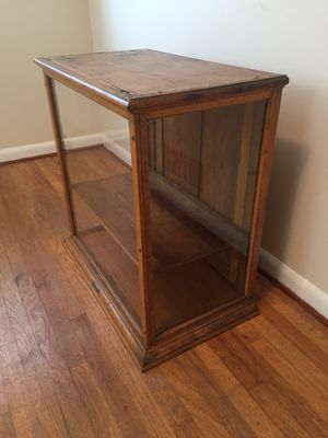 Antique Wood Store Display Case for Sale in Portland, OR