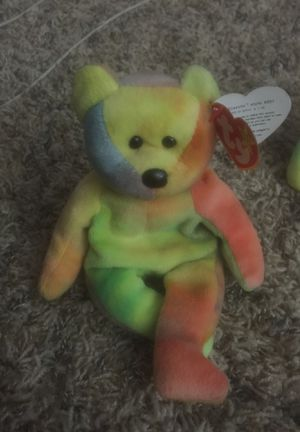 Garcia Beanie Baby with poem Errors for Sale in O'Fallon, MO