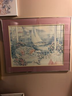 Sailboat Wall Art for Sale in West Milford,  NJ